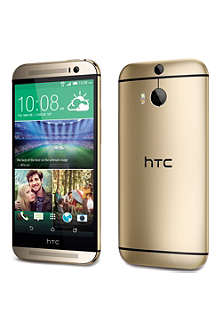 HTC HTC One M8 smartphone M8, Gold