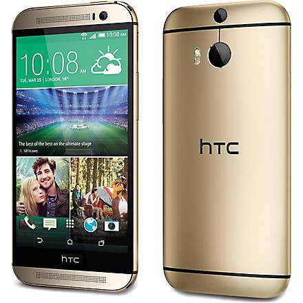 HTC HTC One M8 smartphone M8, Gold (Gold