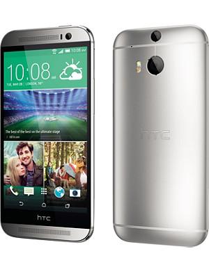 HTC HTC One M8 smartphone M8, Silver
