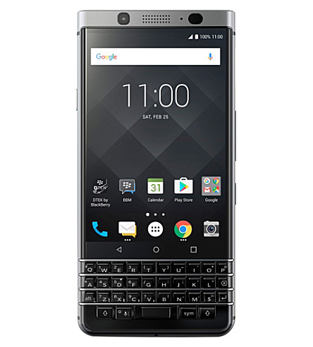 BLACKBERRY KEYone smartphone (Black