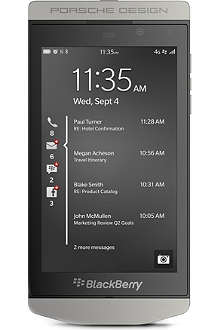 BLACKBERRY Porsche Design P'9982 smartphone from BlackBerry