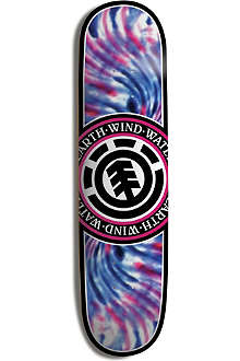 ELEMENT Tie-dye skateboard deck