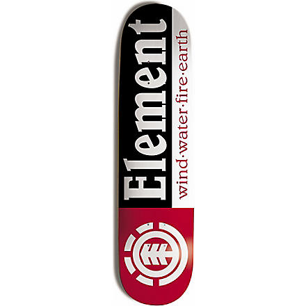 ELEMENT Element skateboard deck