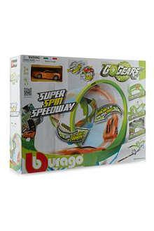 BURAGO Super spin speedway
