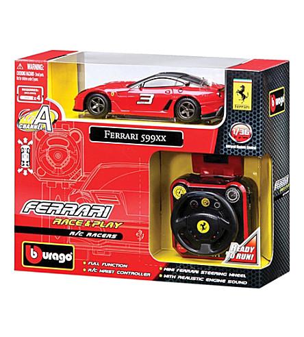 BURAGO Ferrari wrist racers
