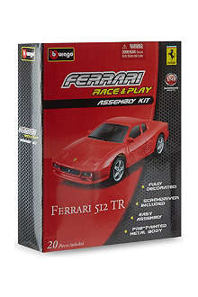 BURAGO Ferrari 5I2 TR assembly kit
