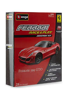 BURAGO Ferrari 599 GTO assembly kit
