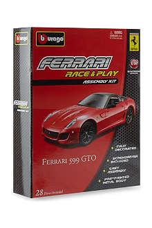 BURAGO Ferrari 599 GTO assembly kit