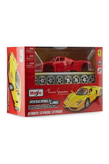 MAISTO Enzo Ferrari assembly line