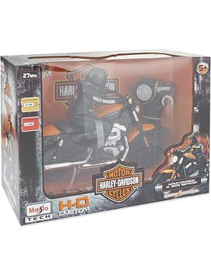MAISTO Harley Davidson XL 1200N Nightster
