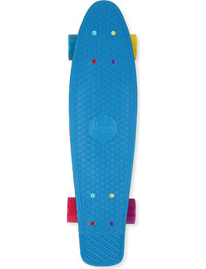PENNY BOARDS Tie dye skateboard 22
