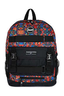 PENNY BOARDS Paint splatter Pouch backpack
