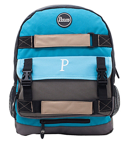 PENNY BOARDS Blue Penny Pouch backpack