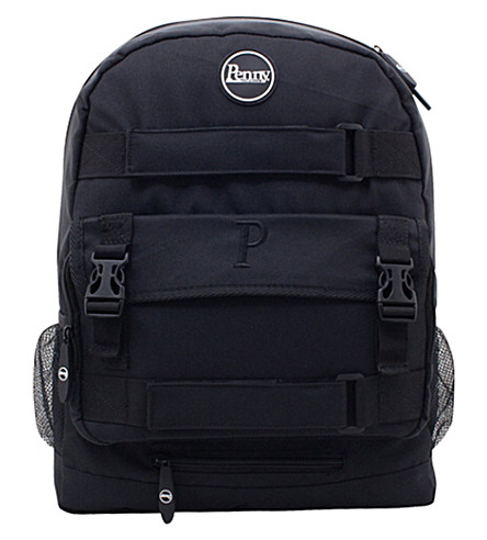 PENNY BOARDS All Black Penny Pouch backpack