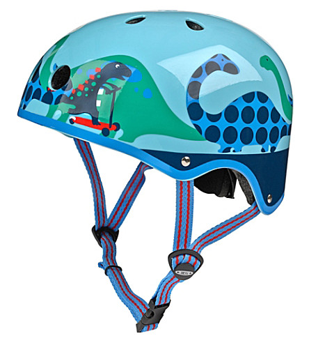 MICRO SCOOTER Medium scootersaurus helmet