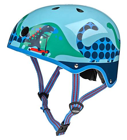 MICRO SCOOTER 中等 scootersaurus 头盔