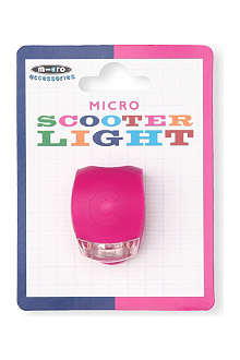 MICRO SCOOTER Assorted micro lights