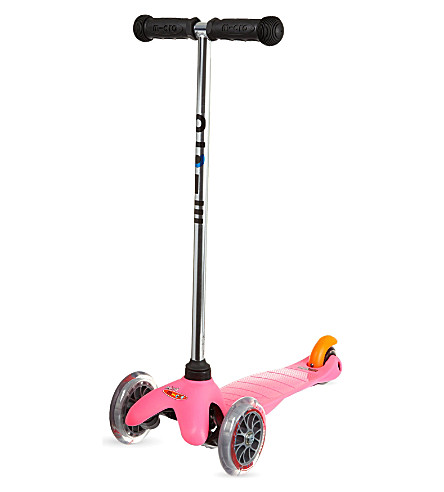 MICRO SCOOTER Mini micro scooter (Pink
