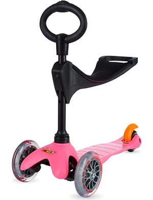 MICRO SCOOTER 3-in-1 scooter
