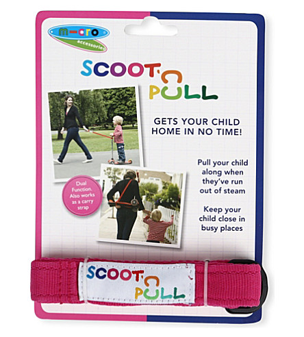 MICRO SCOOTER Scoot 'n pull (Pink