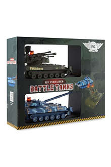 FLYING GADGETS Battle tank set