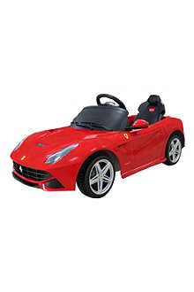 FLYING GADGETS Ferrari 1 ride-on toy car