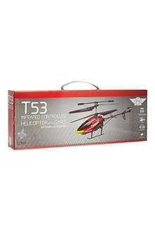FLYING GADGETS Mini 35 channel helicopter