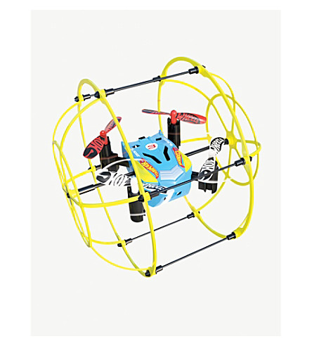 HOTWHEELS Drone Racerz Cage Fighter Drone