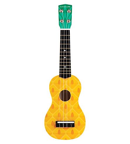 SUNNYLIFE Pineapple ukulele