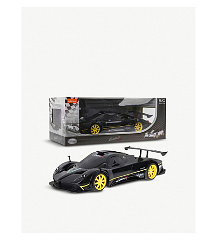 RASTAR Pagani Zonda R remote-controlled car (Black