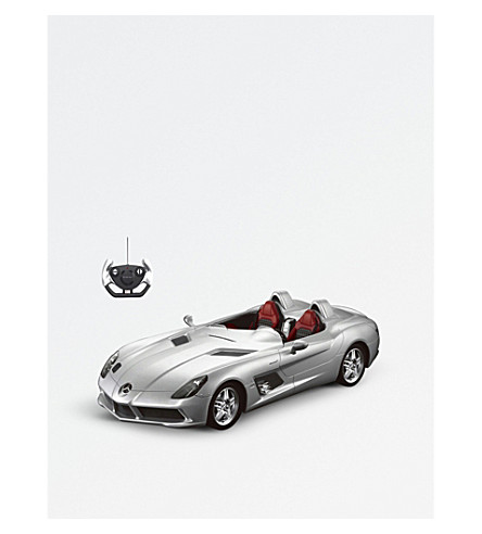 RASTAR Mercedes Benz SLR radio-controlled car (Silver