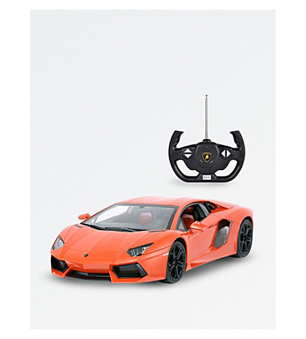 RASTAR Lamborghini Aventador radio controlled car (Orange