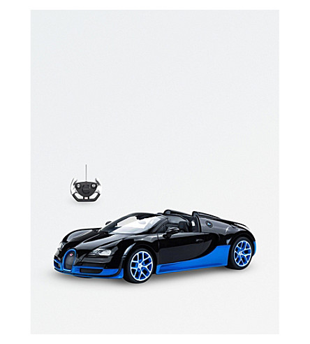 RASTAR Bugatti Grand Sport radio-controlled car (Black