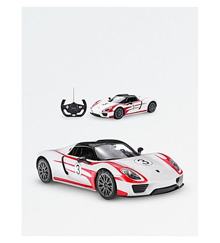 RASTAR Porsche 918 Spyder car (White