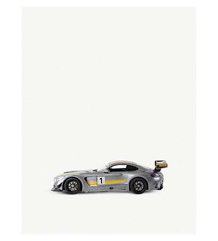 RASTAR Mercedes AMG GT3 radio-controlled car (Grey