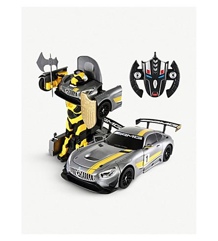 RASTAR 奔驰 GT3 遥控车和机器人 (灰色