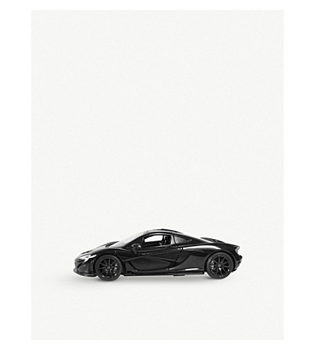 RASTAR McLaren P1 radio-controlled car (Black