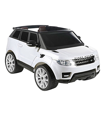 SMARTWAY Range Rover Sport ride-on electric car