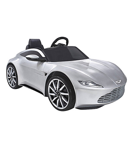 SMARTWAY Aston Martin DB10 ride-on electric car