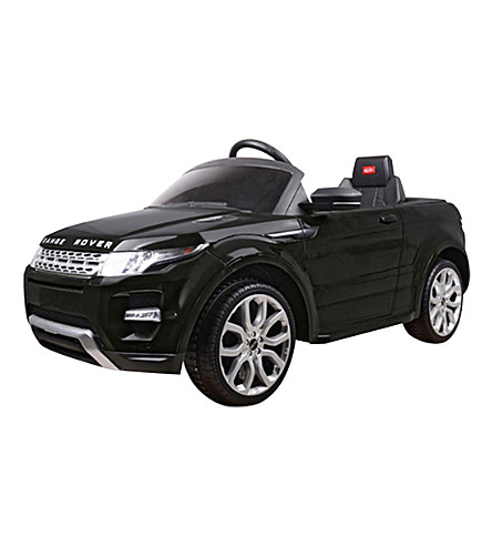 SMARTWAY Range Rover Evoque ride-on electric car