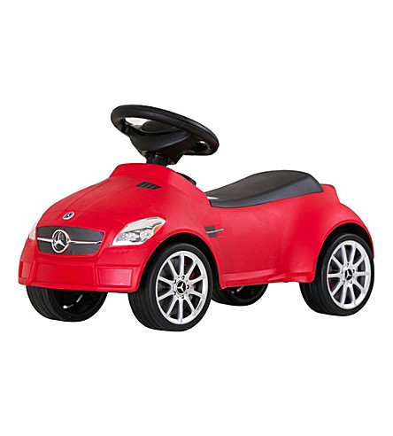SMARTWAY Mercedes SLK 55 AMG ride-on car
