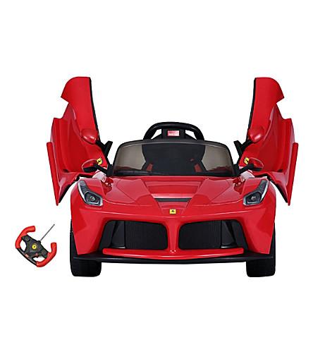 SMARTWAY Ferrari LaFerrari electric car