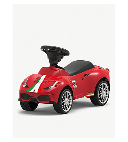 SMARTWAY Ferrari 458 ride-on car