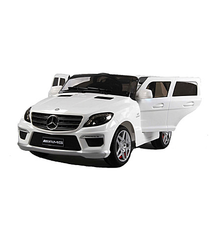 SMARTWAY Mercedes ML63 AMG Ride On Electric Car