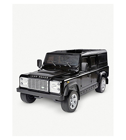 SMARTWAY Land Rover Defender ride-one electric car