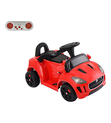 SMARTWAY Jaguar f-type electric baby car