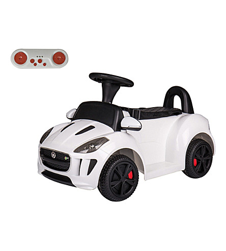 SMARTWAY Jaguar f-type 6v electric baby car