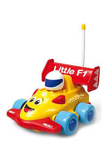 NIKKO Little F1 remote control car