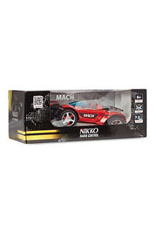NIKKO Mach radio controlled car