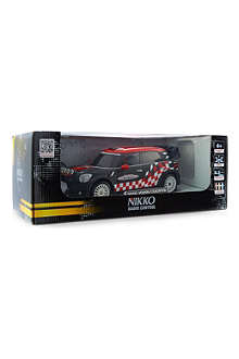 NIKKO Mini John Cooper radio control car